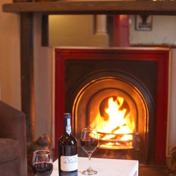 Ibis fireplace